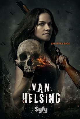 Van Helsing - Sezon 2 - 720p HDTV - Türkçe Altyazılı