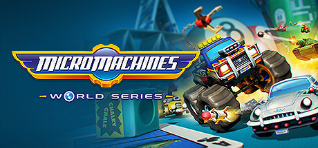 Micro Machines World Series - CODEX
