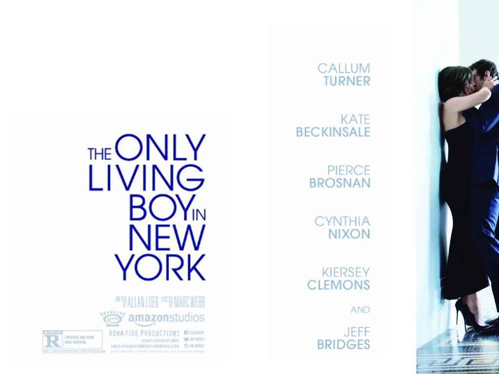 Το Μόνο Αγόρι στη Νέα Υόρκη (The Only Living Boy in New York) Wallpaper