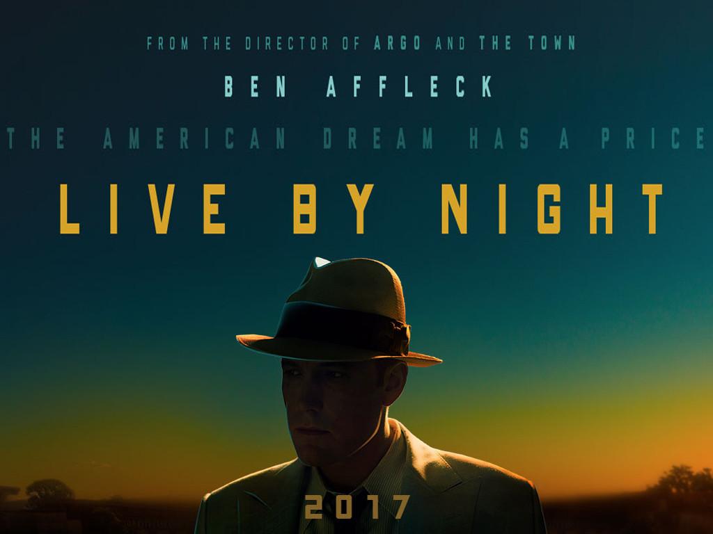 Ο νόμος της νύχτας (Live by Night) Wallpaper