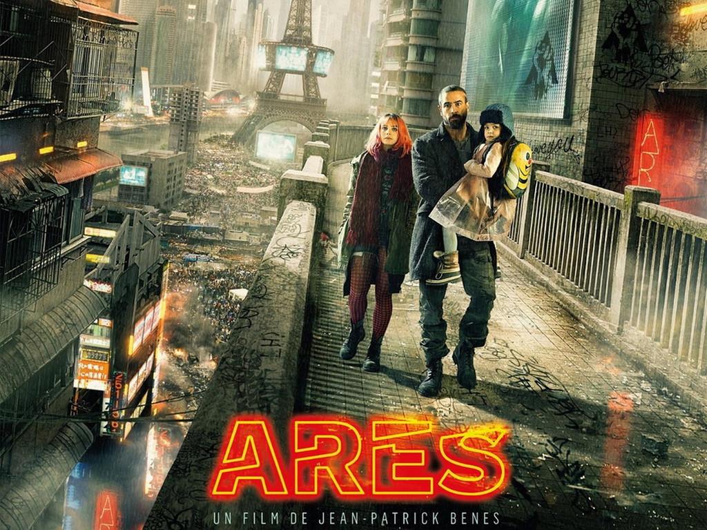 Ares: Κίνδυνος στο Παρίσι (Arès) Wallpaper