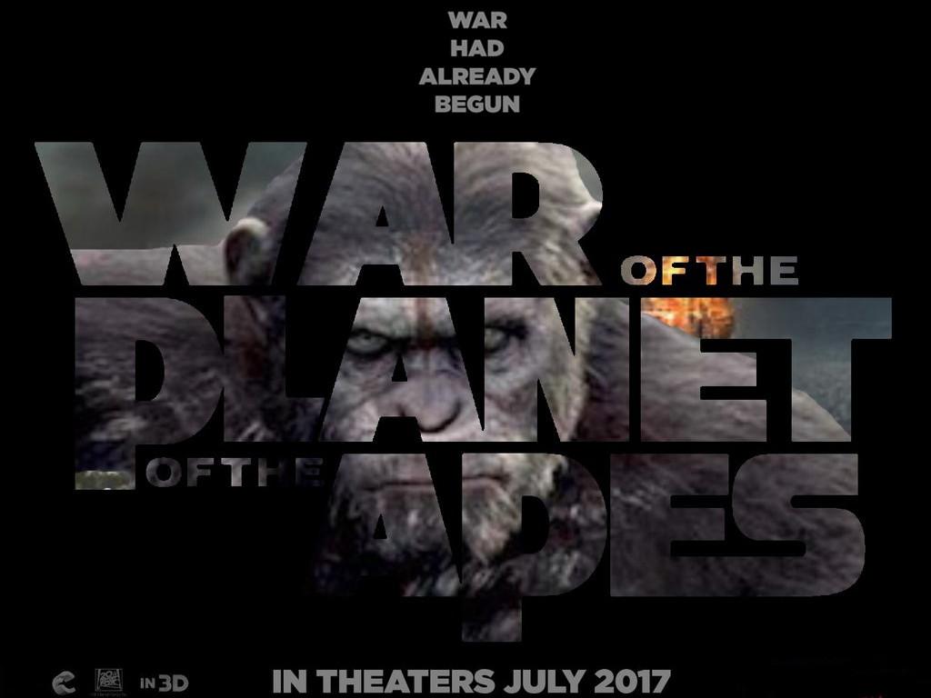 Ο πλανήτης των πιθήκων: Η σύγκρουση (War for the Planet of the Apes) Wallpaper