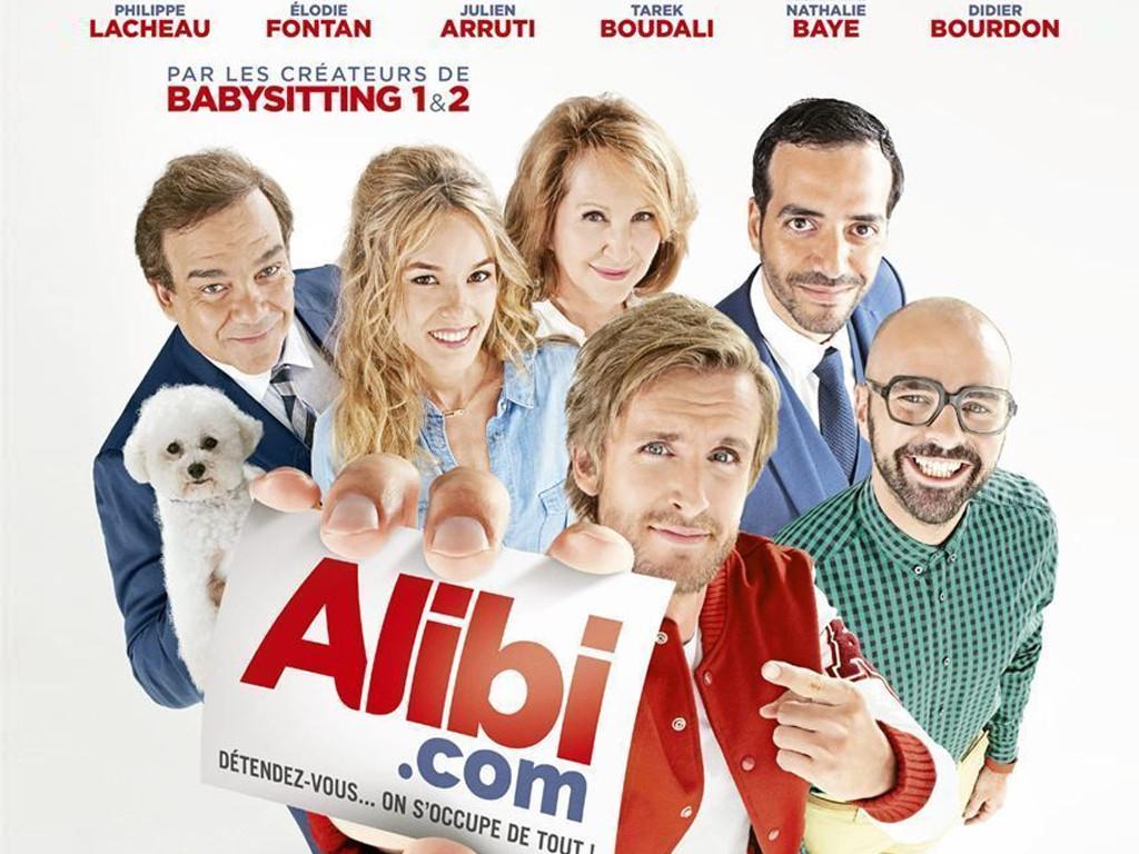 Άλλοθι για Παντρεμένους (Alibi.com) Wallpaper