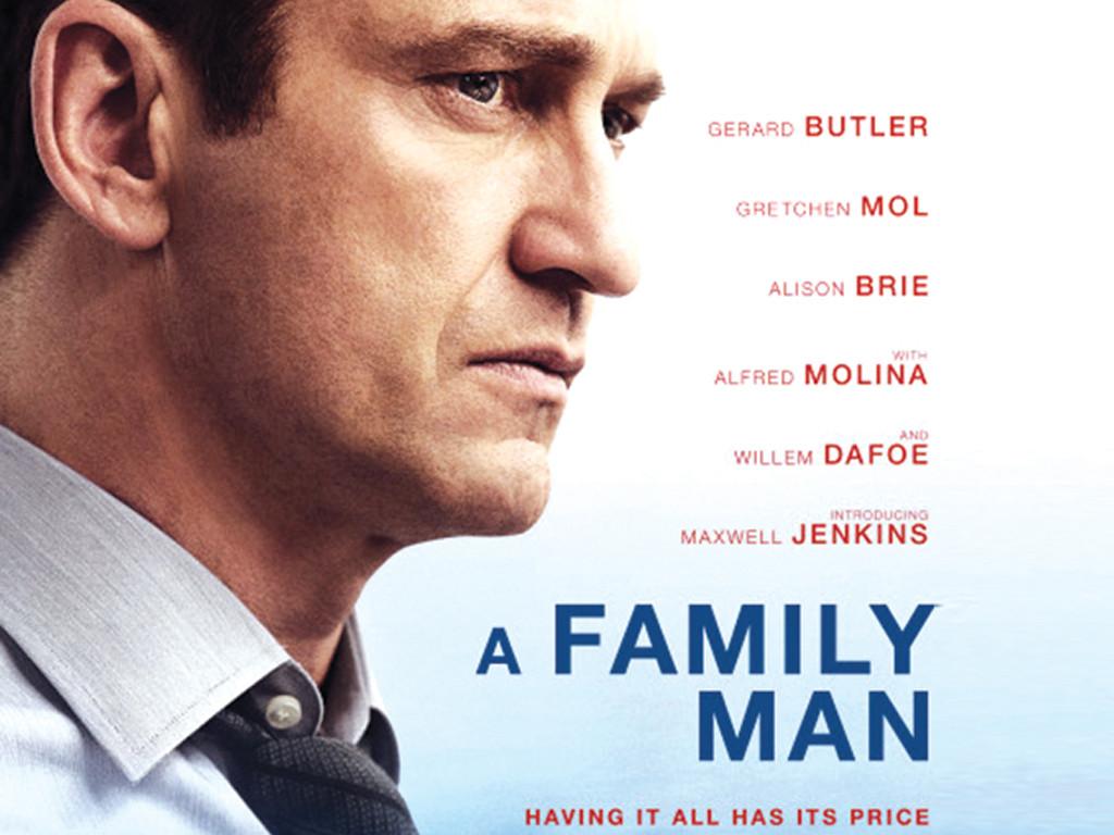 Ο Σύμβουλος (A Family Man) Wallpaper