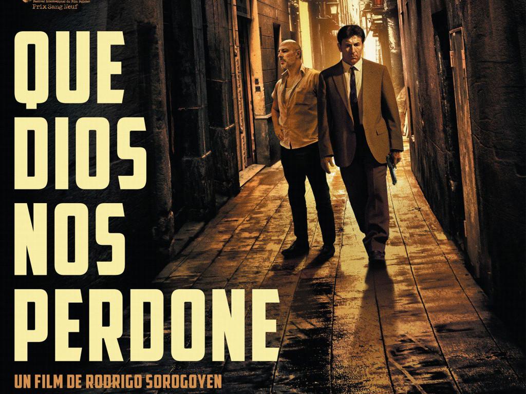 Κανείς δεν μπορεί να μας σώσει (Que Dios nos perdone) Quad Poster