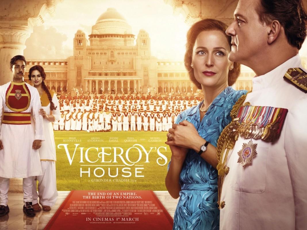 Το Στέμμα των Ινδιών (Viceroy's House)  Wallpaper