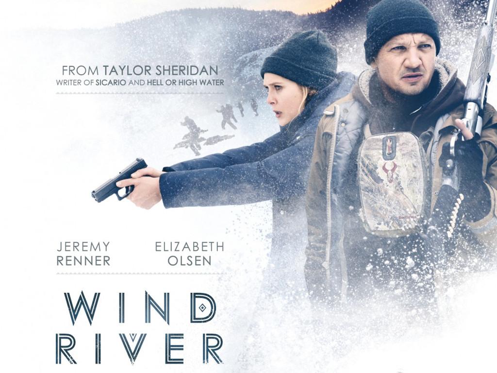 Στα ίχνη του ανέμου (Wind River) Wallpaper