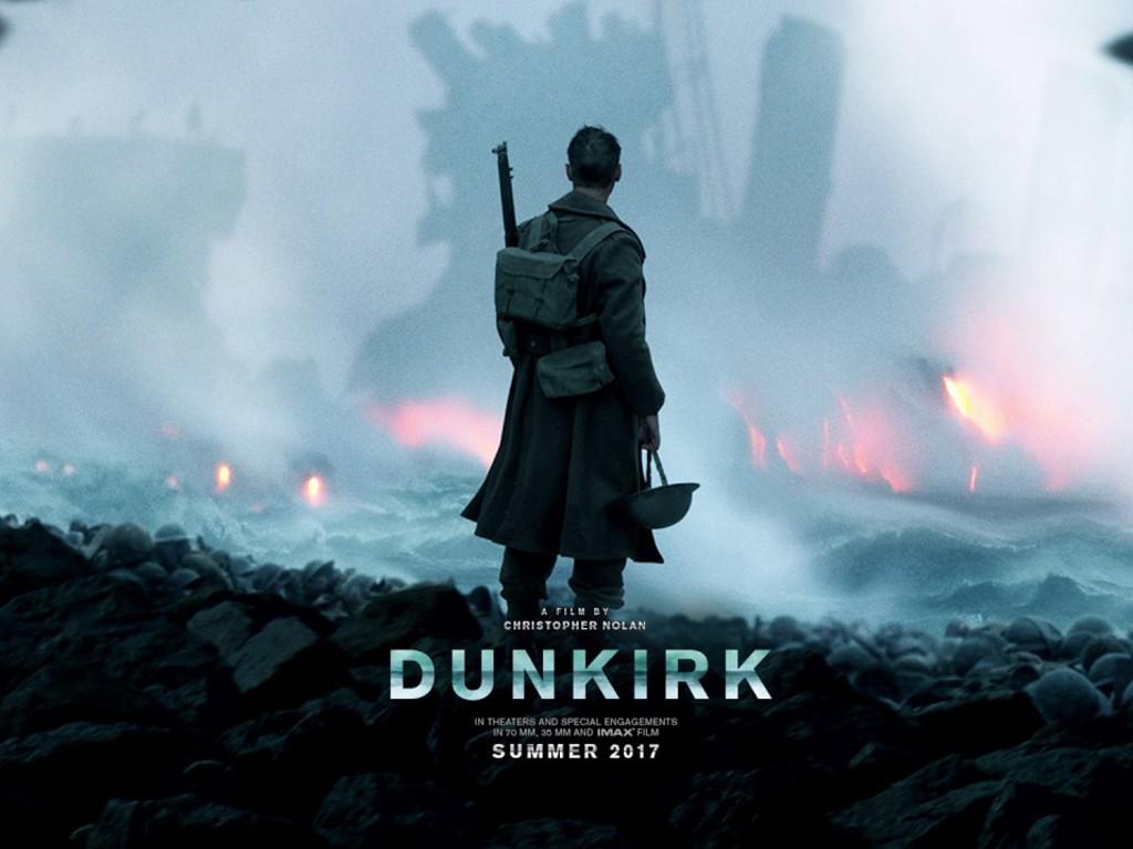 Δουνκέρκη (Dunkirk) Quad Poster