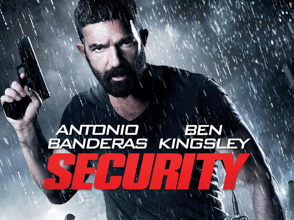 Σε απόσταση ασφαλείας (Security) Quad Poster