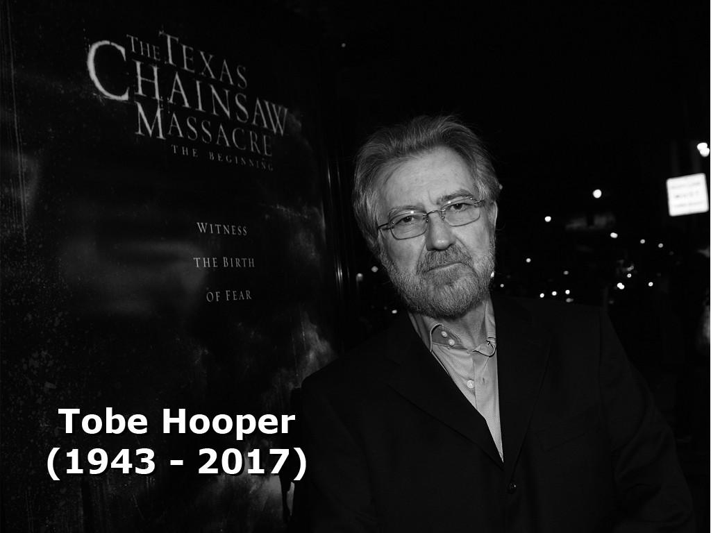 Tobe Hooper RIP