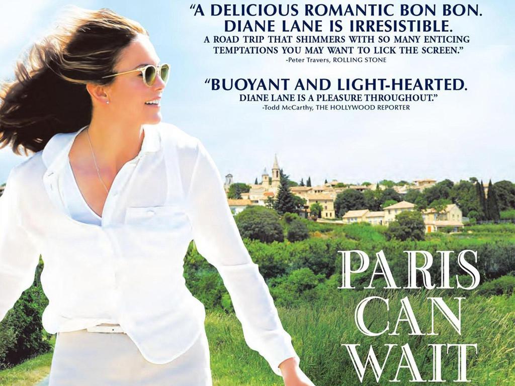 Το Παρίσι Μπορεί να Περιμένει (Paris Can Wait) Wallpaper