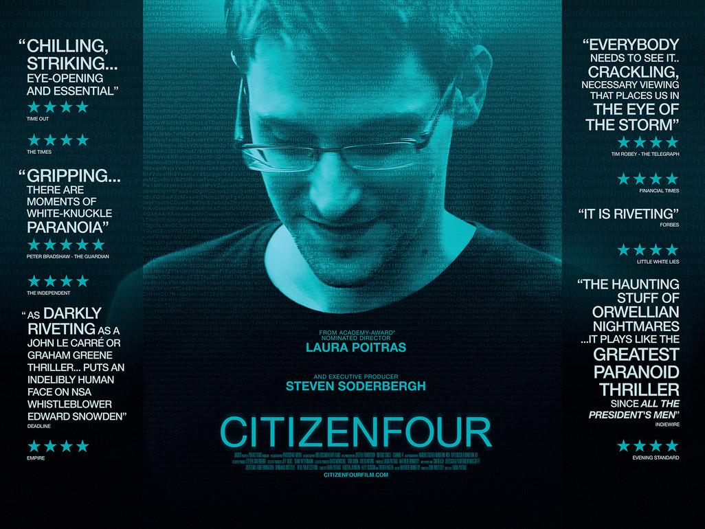 Έντουαρντ Σνόουντεν: Citizenfour (Citizenfour) Wallpaper