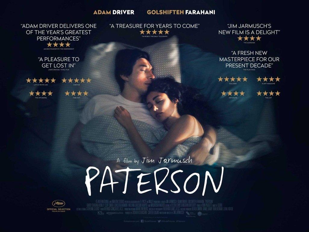 Πάτερσον (Paterson) Wallpaper