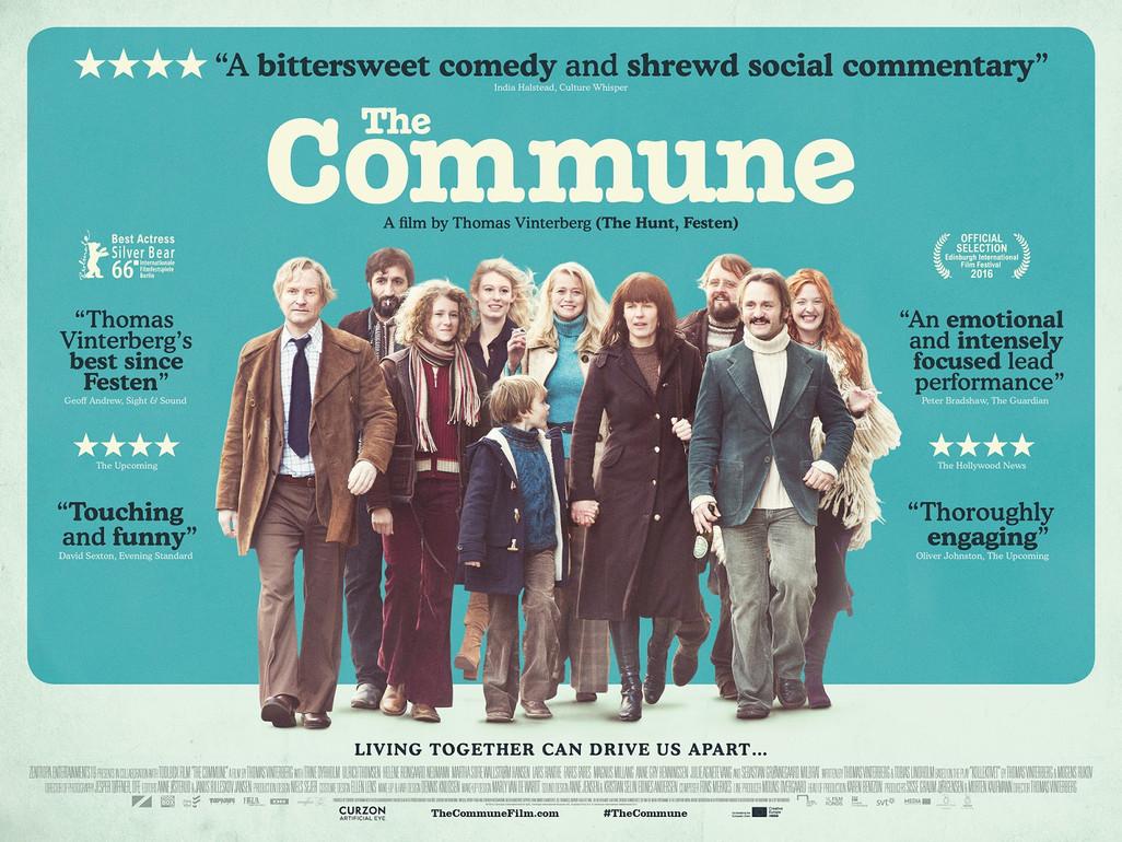 Το κοινόβιο (Kollektivet / The Commune) Wallpaper