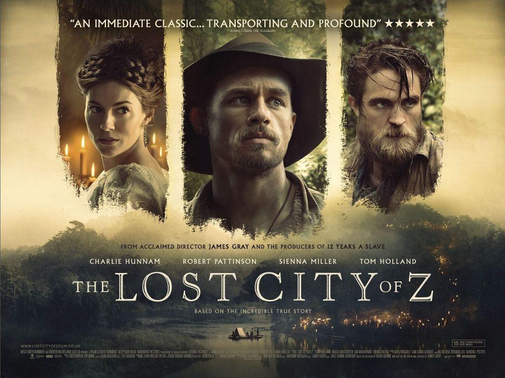 Η χαμένη πόλη του Z (The lost city of Z) Wallpaper