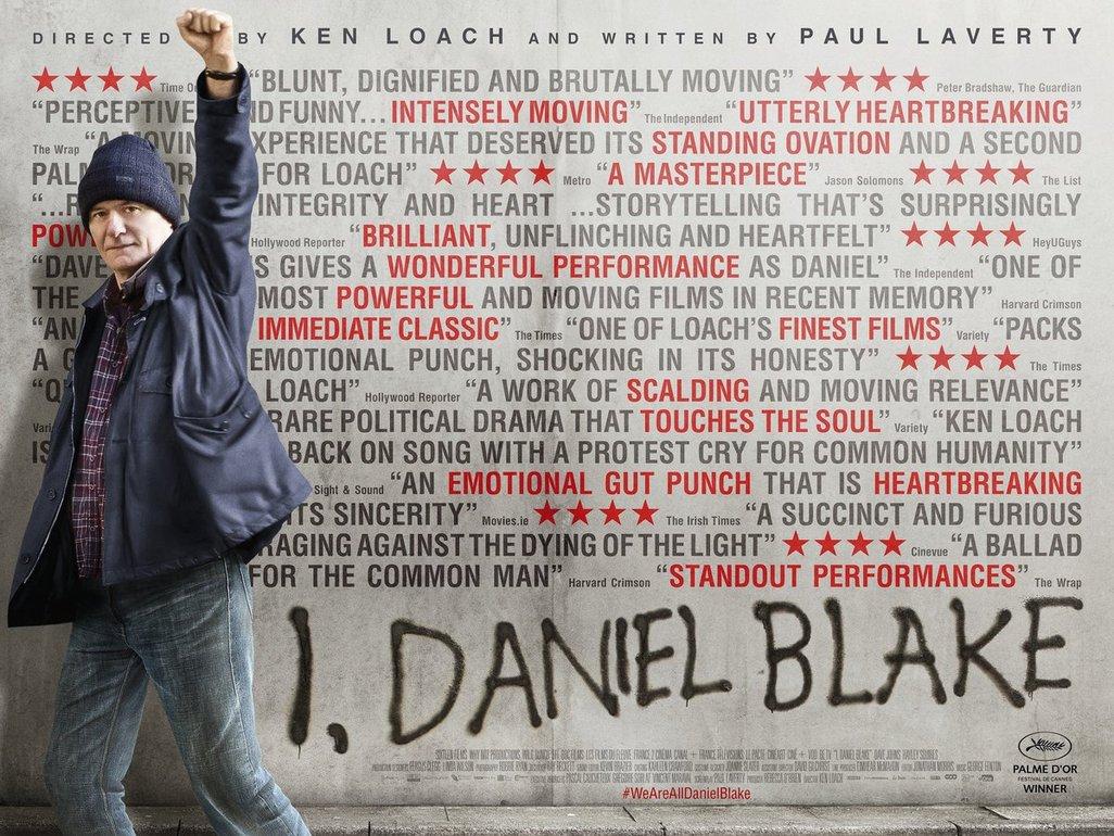 Εγώ, ο Ντάνιελ Μπλέικ (I, Daniel Blake) Wallpaper