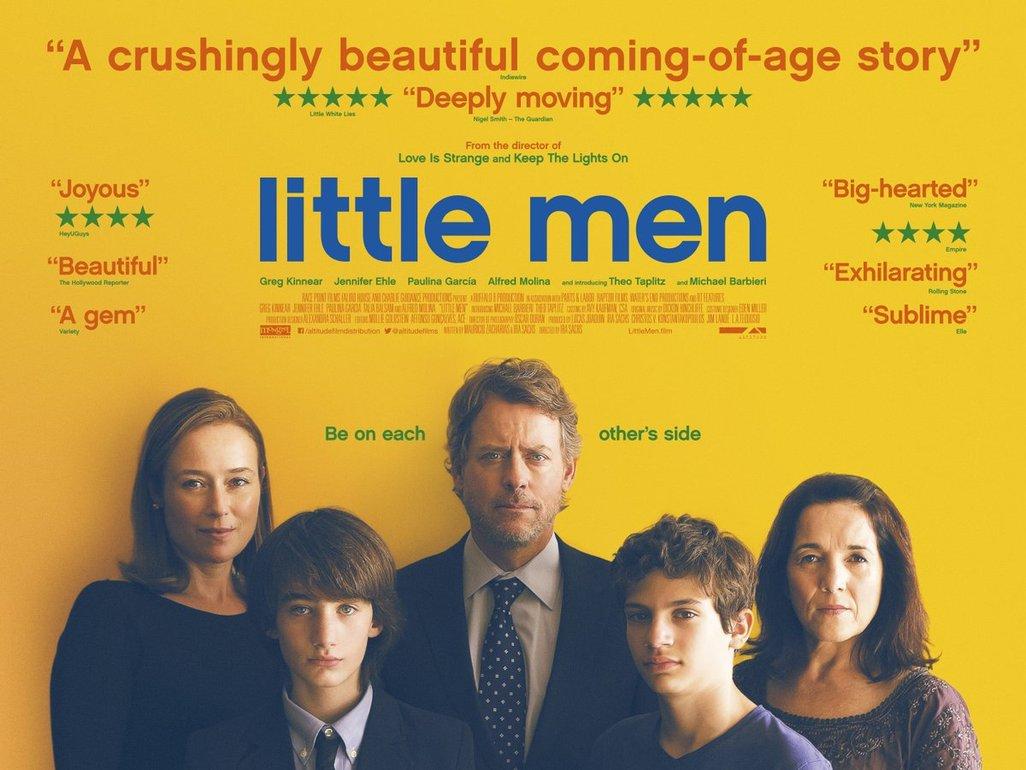 Μικροί Κύριοι (Little Men) Wallpaper