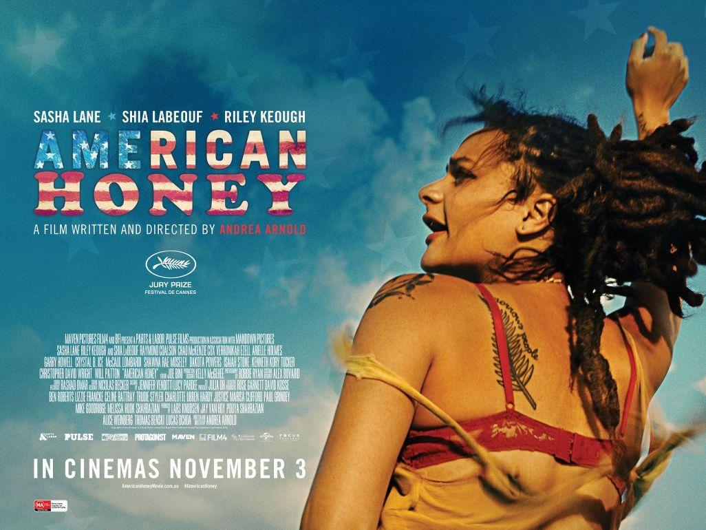 American Honey Wallpaper