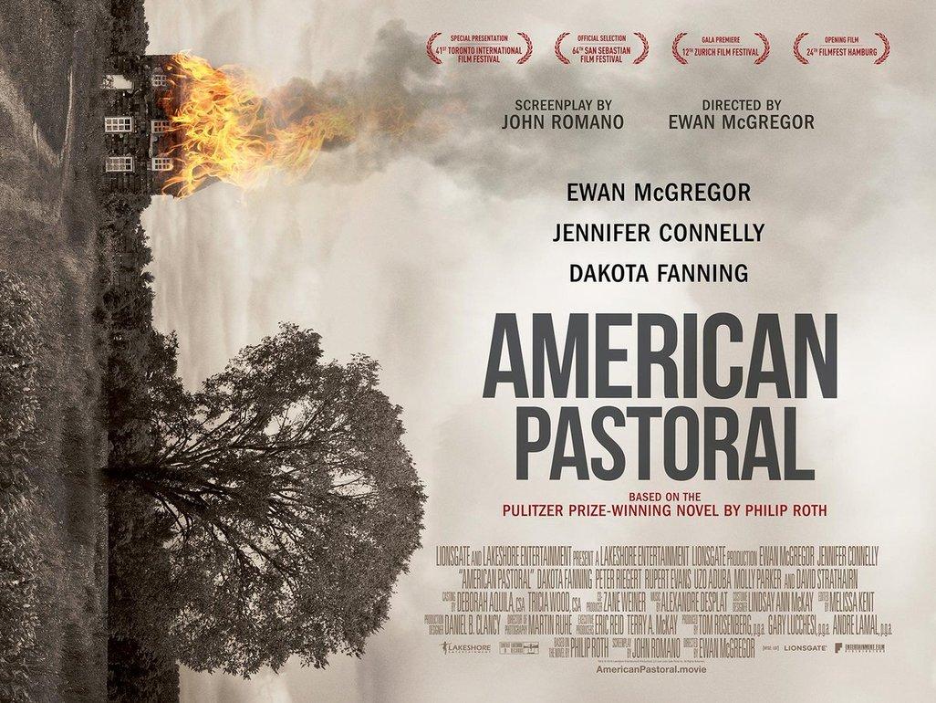 Αμερικάνικο Ειδύλλιο (American Pastoral) Wallpaper