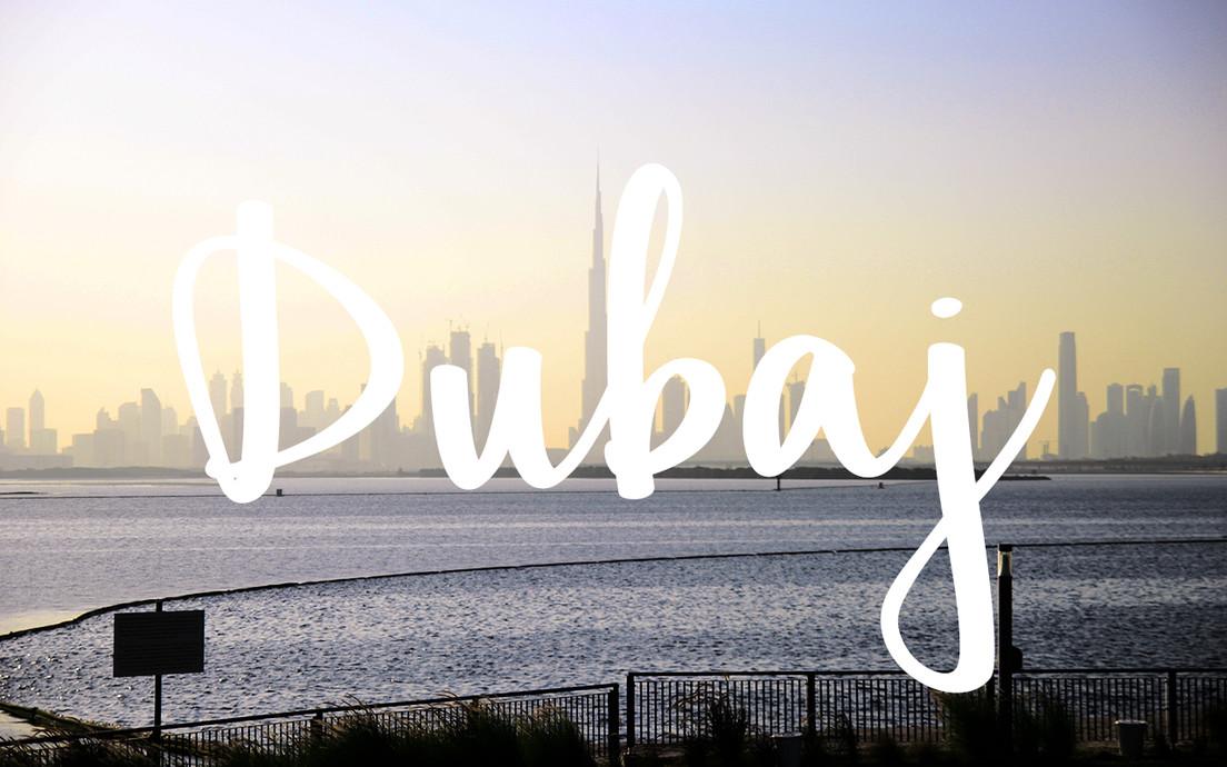 TRAVELS: My Dubai...