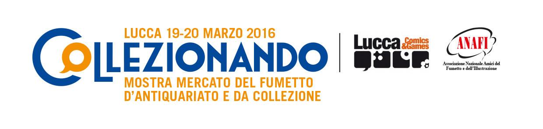 collezionando lucca 2016 logo