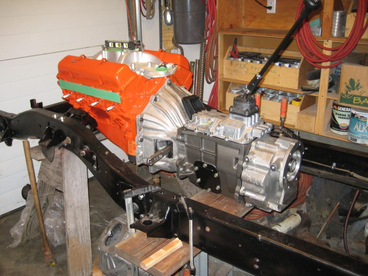 Engine for '61 apache - Chevy Message Forum - Restoration