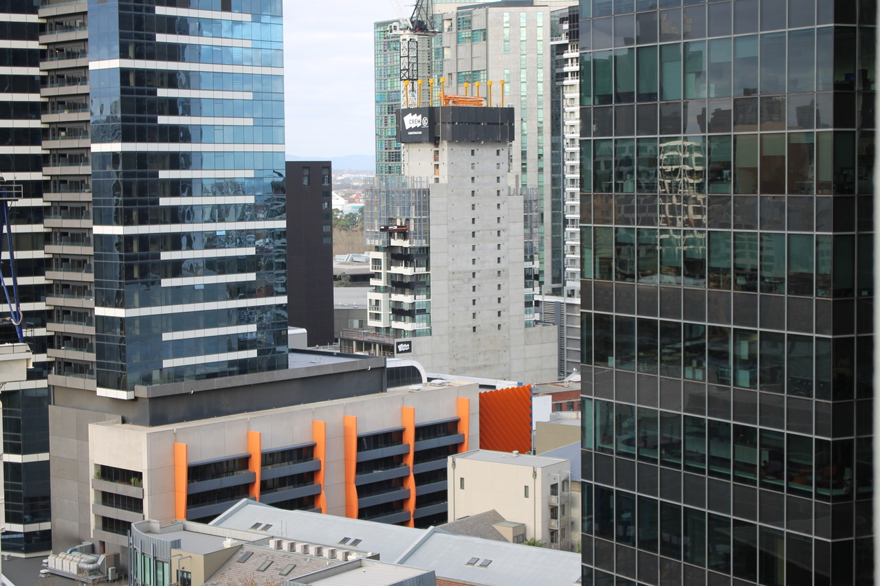 SOUTHBANK | The Opus Tower | 57-61 City Road | 37L | 112m | Residential