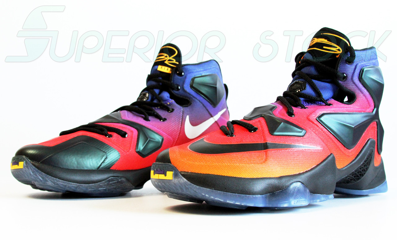 c1f2846f9939b9 ... This is Kian Safholm s take on the Nike Lebron 13. You can read more  about ...