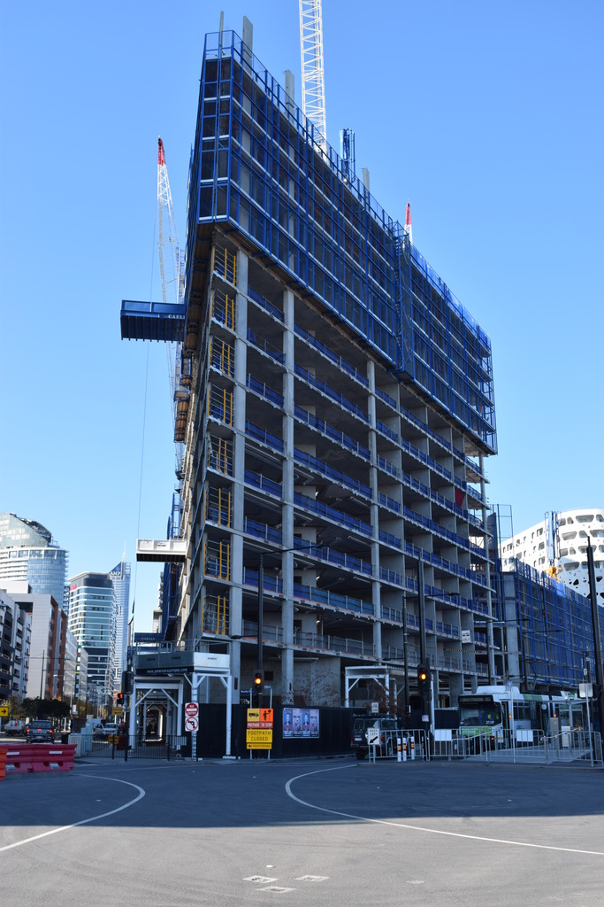 DOCKLANDS | 888 Collins Street | ~130m | 40L | Residential