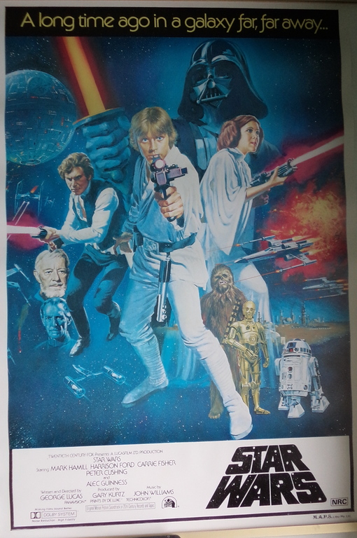 Star Wars Original Trilogy The Vintage Movie Posters Forum