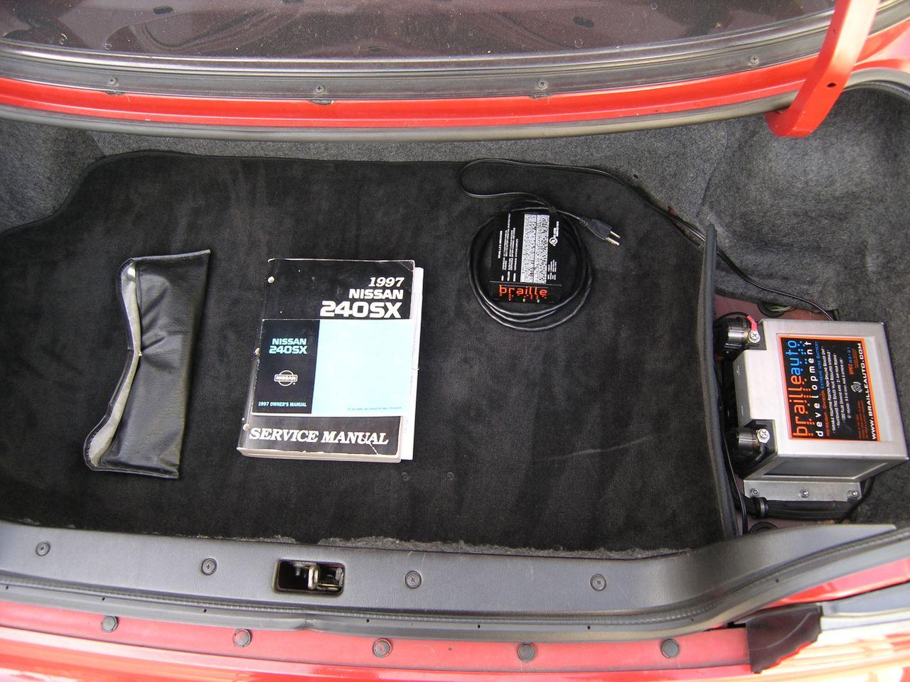 For Sale - 1997 Nissan 240SX S14 Kouki - Base Model - 68,816