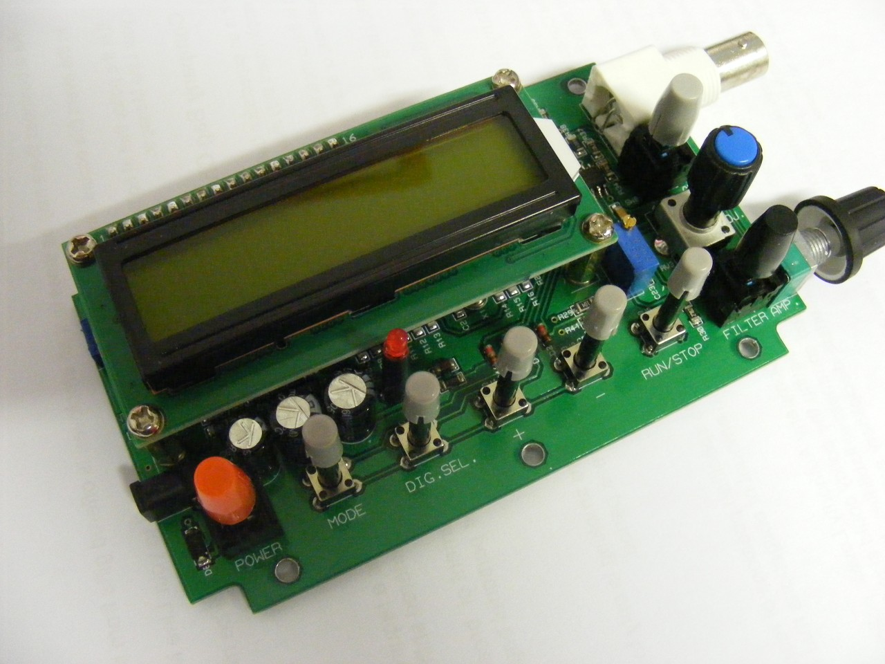Simple Circuit Diagram If Signal Generator Electronic Schematic