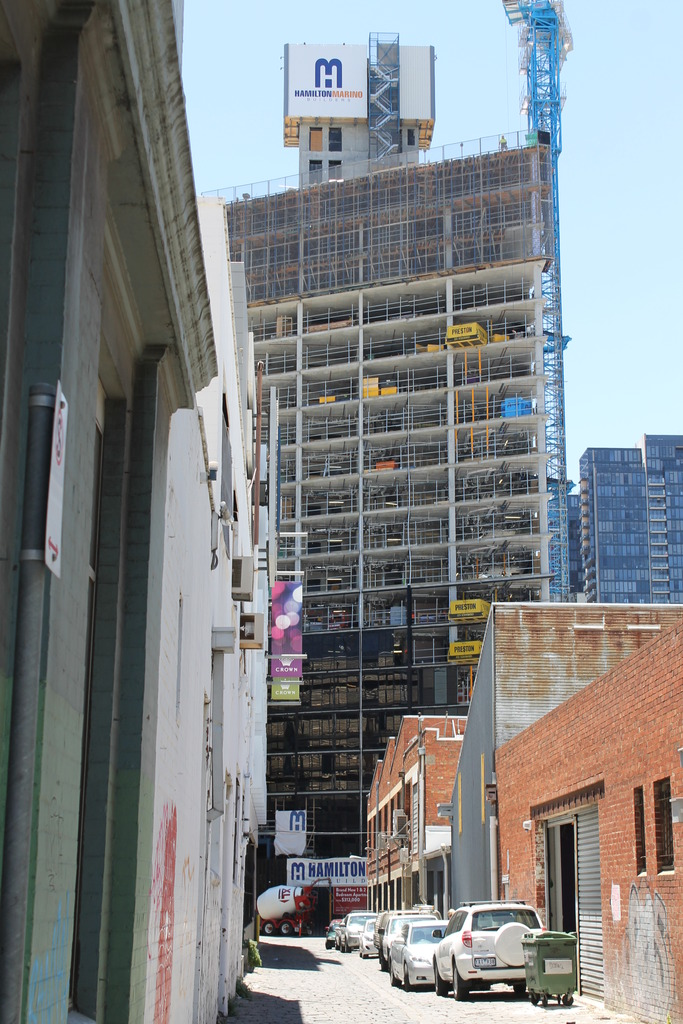 SOUTHBANK | Banque 88| 33 Clarke Street | 22L | Residential