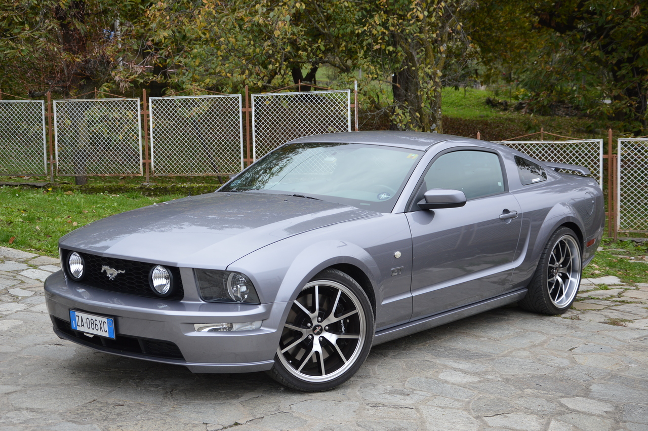 mustang gt premium 2006 ford mustang. Black Bedroom Furniture Sets. Home Design Ideas