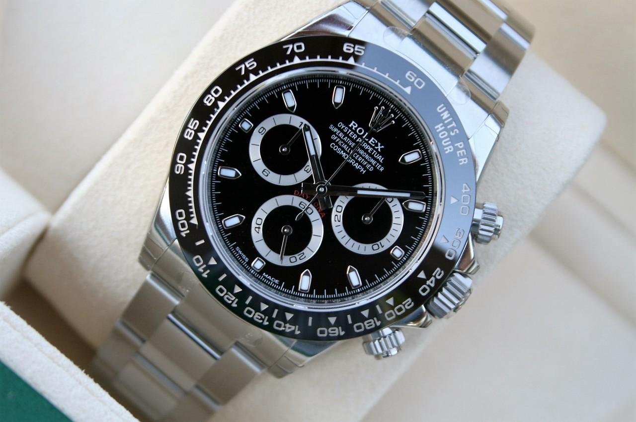 f45861c5845 Price NIB Rolex Daytona Ceramic 116500 Black Dial Sealed and Complete  (Rolex)