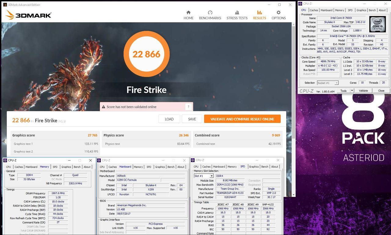 AMD THREADRIPPER VS INTEL SKYLAKE X | Page 89 | Overclockers