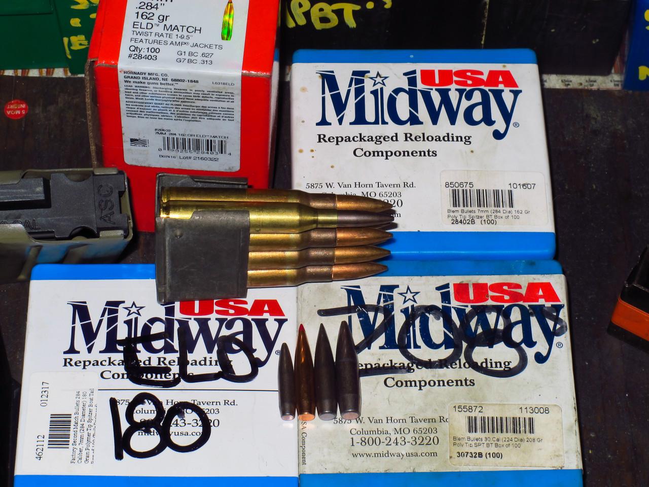Mountain/Backpack rifle - mid - longer range - 24hourcampfire