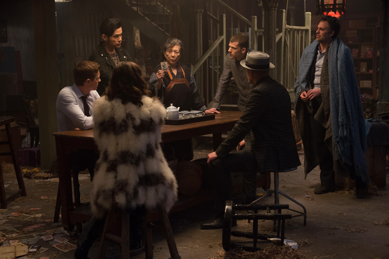 'Now You See Me 2' image courtesy of LIonsgate