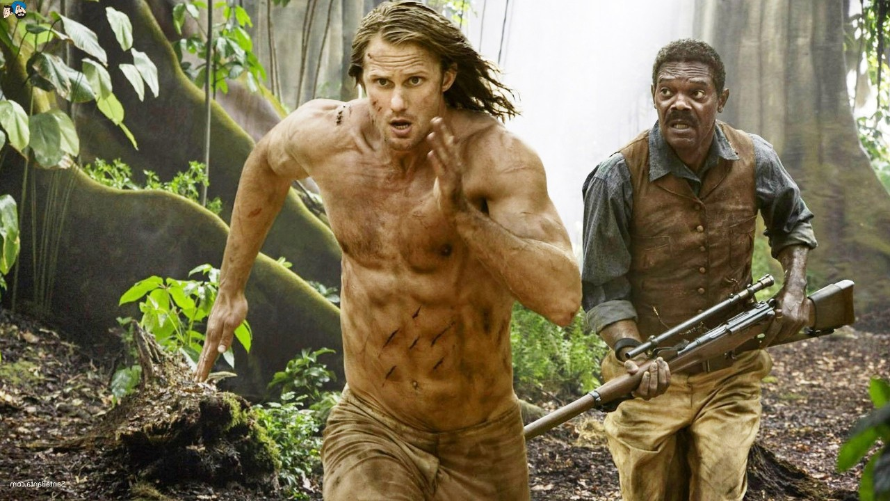 'The Legend of Tarzan' image courtesy of Warner Bros.