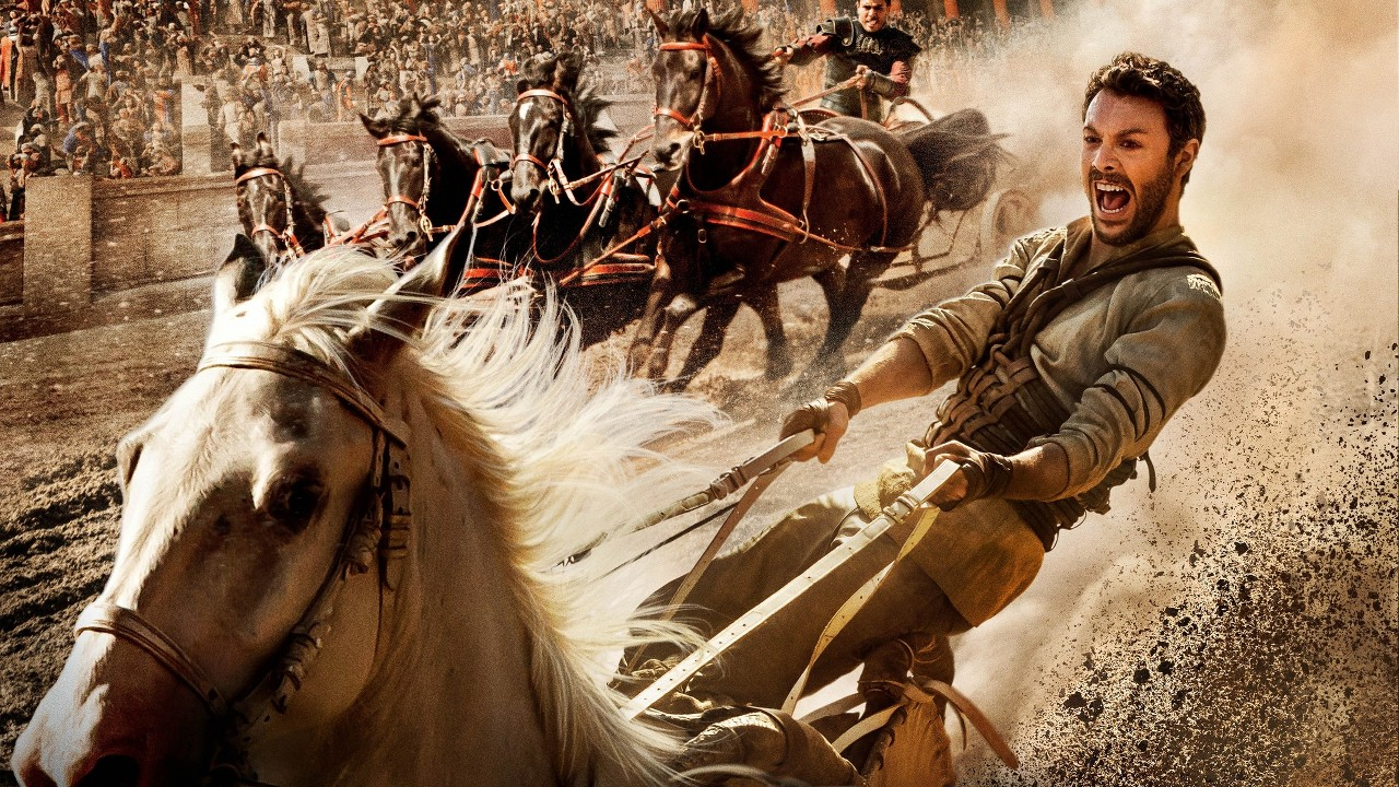 'Ben-Hur' image courtesy of MGM and Paramount