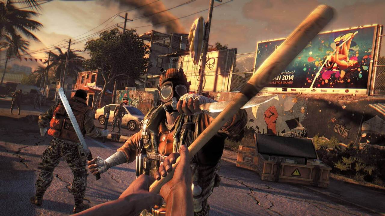 Dying Light: The Following - Enhanced Edition Reinforcements – RELOADED
