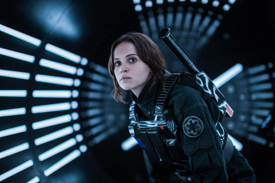 'Rogue One: A Star Wars Story' image courtesy of Walt Disney