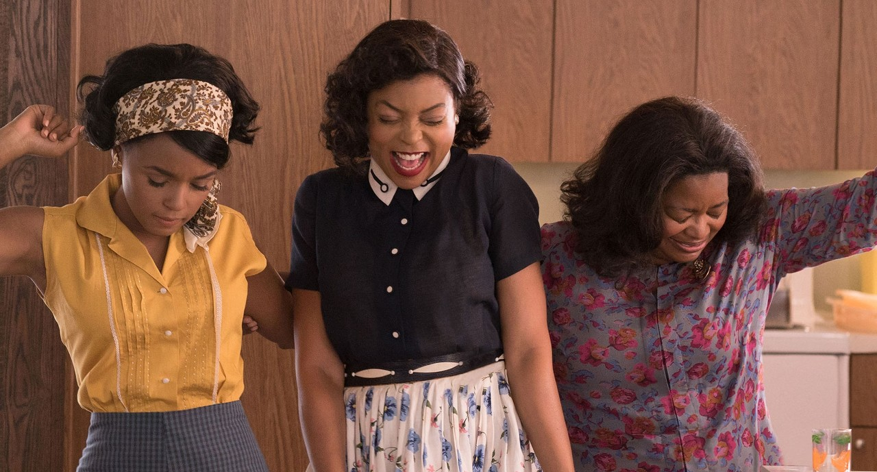 'Hidden Figures' image courtesy of 20th Century Fox