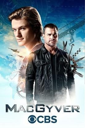 MacGyver - Sezon 2 - 720p HDTV - Türkçe Altyazılı