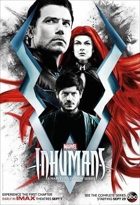 Inhumans - Sezon 1 - 720p HDTV - Türkçe Altyazılı