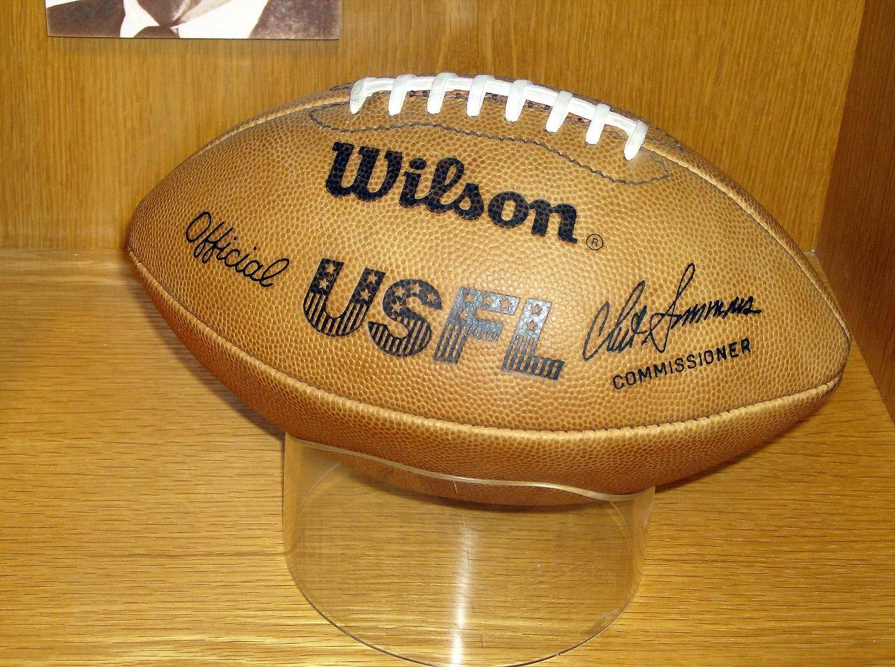 USFL Official Ball