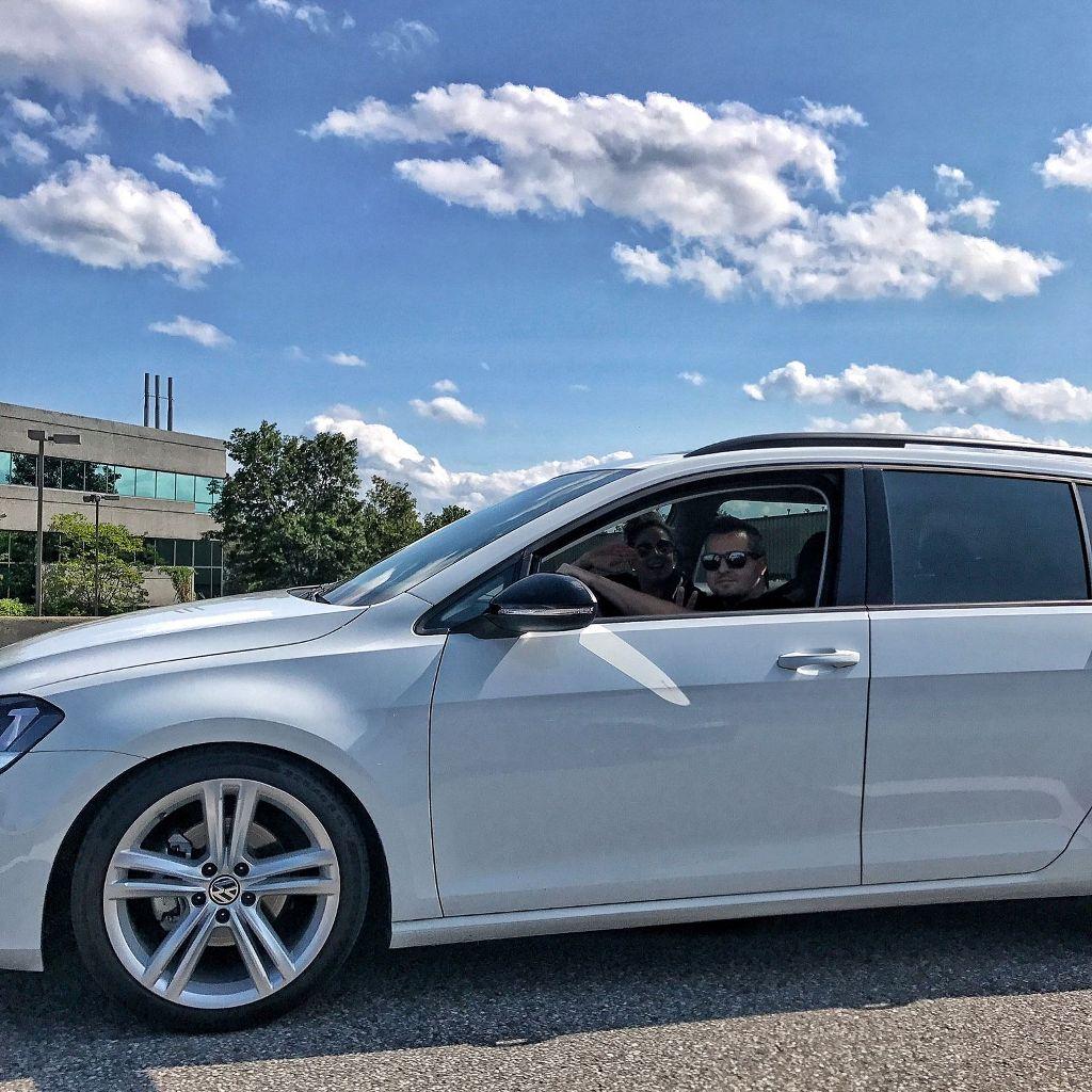 NEW 'Daily Driver' 2017 Golf SportWagen 4motion