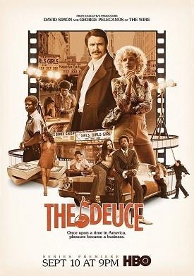The Deuce - Sezon 1 - 720p HDTV - Türkçe Altyazılı