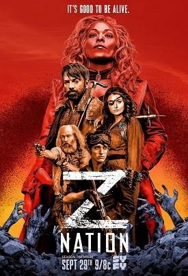 Z Nation - Sezon 4 - 720p HDTV - Türkçe Altyazılı