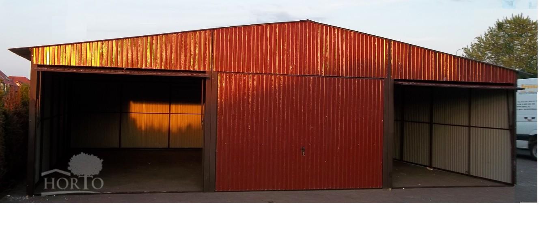 Garagen Hebebuhne Malerei : Garagen garage blechgarage fertiggarage x magazin
